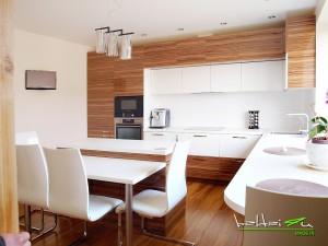 siuolaikinis virtuves stilius