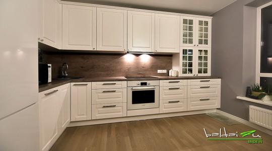 Virtuvės baldai Kaune nestandartiniai