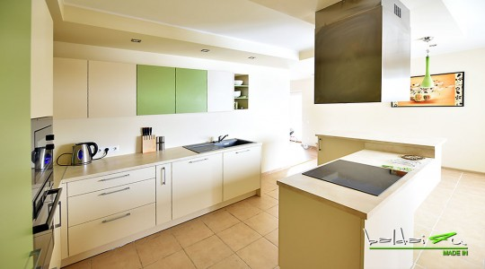 Virtuvės baldų gamyba pagal užsakymą