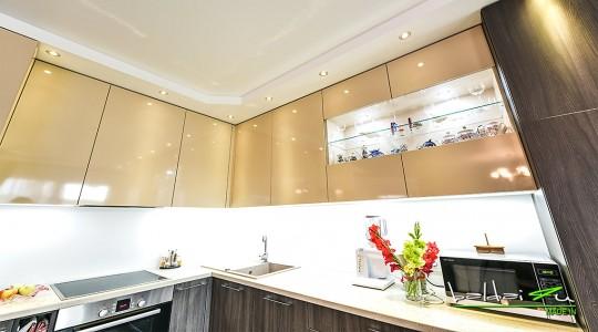 Modernus virtuves baldai, virtuvės baldai