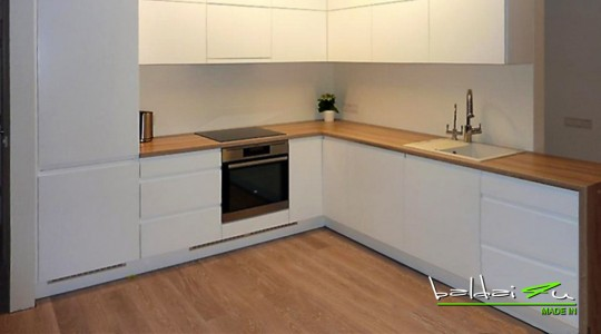 siuolaikiniai virtuves baldai