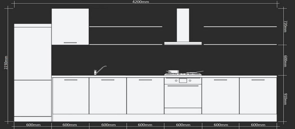 Virtuvės baldų kaina, virtuvės metro kaina, virtuvės baldų metro kaina