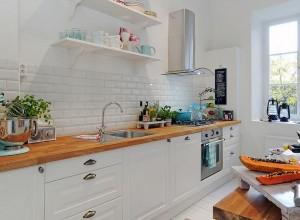 skandinavisko stiliaus virtuve