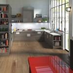 virtuves spalvos