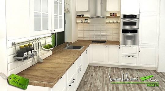 Virtuvės komplektai, virtuvės baldų komplektai