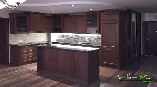 Klasikiniai baldai, klasikines virtuves, klasikiniai virtuves baldai. klasikiniu baldu gamyba