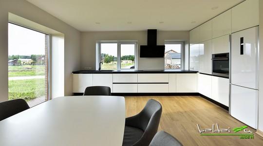 Virtuvinių baldų gamyba Lietuvoje