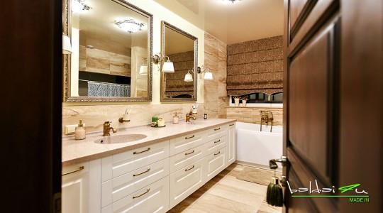 klasikiniai vonios kambario baldai
