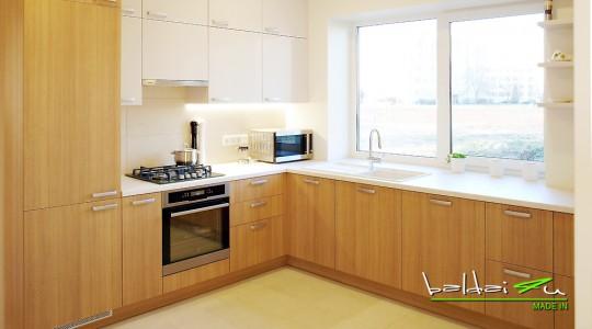 siuolaikine virtuve, Virtuvės baldai