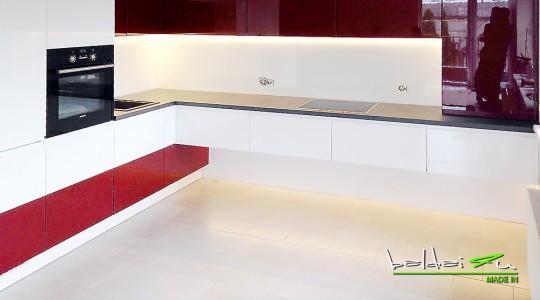 moderni virtuve, Virtuvės baldai