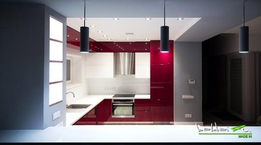 Virtuves baldai pagal uzsakyma, virtuviniai baldai