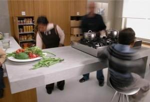 virtuves dizainas, susiburimas virtuveje,virtuves dizainas