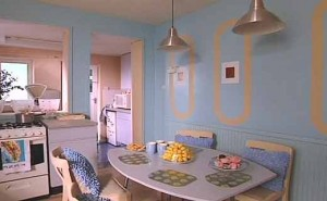 kico stilius, virtuves baldai