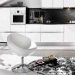 virtuves spalvos - balta