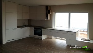 Virtuves baldai Ilona