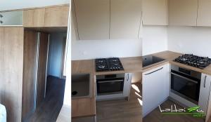 Virtuves baldai gitana