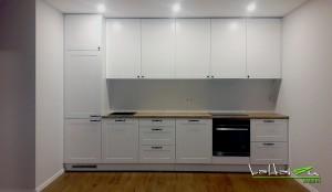 virtuves baldai Atsiliepimas Indre
